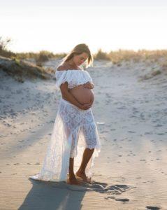 Zwangerschapsshoot Scheveningen.